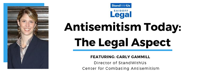 Fighting Antisemitism As a Community (8)