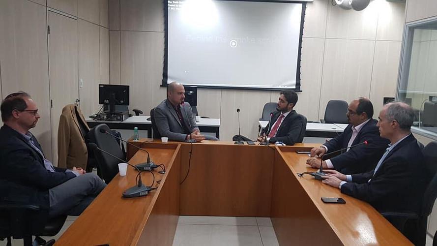 Conversa na Câmara Municipal de Belo Horizonte, 2018