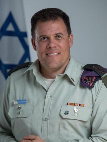 Lt. Col. Jonathan Conricus