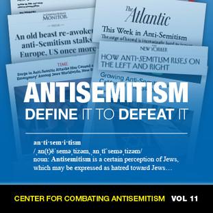 Antisemitism: Define it to Defeat it