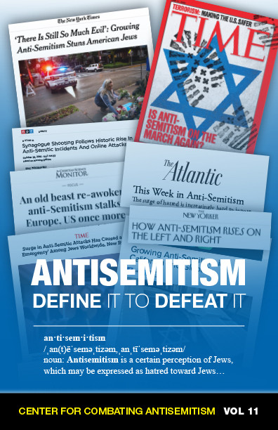 Antisemitism: Define it to Defeat it