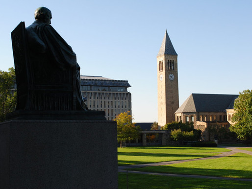 Israeli Cornell Student Told to 'Quit Complaining' by Pro-Palestinian Campus Group