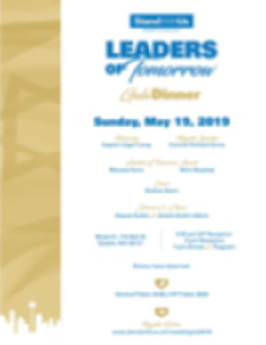 Seattle Leaders of Tomorrow Gala Invitat