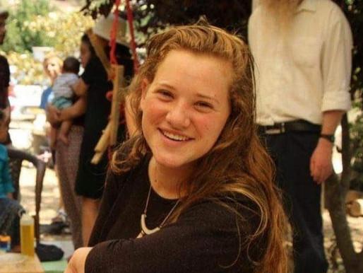 Israeli Girl Killed in West Bank Bombing