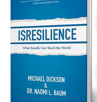 Resilience, community and nationhood: 'What Israelis Can Teach the World'