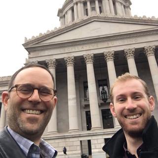 Randy and Eitan State Capitol.jpg