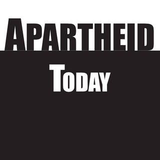 Apartheid Today