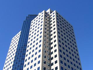Hochhäuser sind wieder im Kommen
