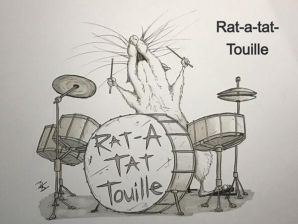Rat-a-tat-Touille