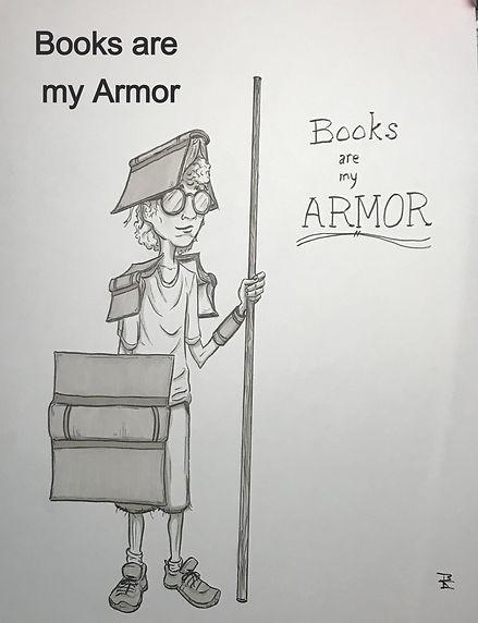 Books are my Armor