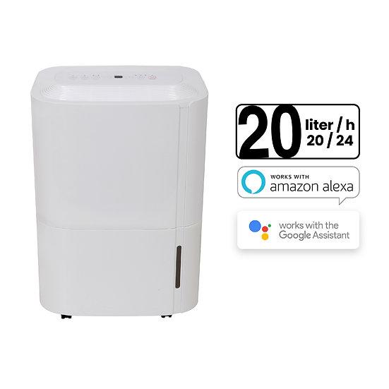 Premium 20L Portable Dehumidifier - MDDF-20DEN7-QA3