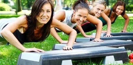 Women's Self Defence Boot Camp