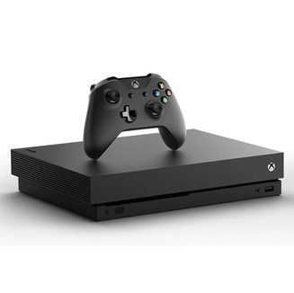 Xbox One X 1TB - 450 MiPro Points