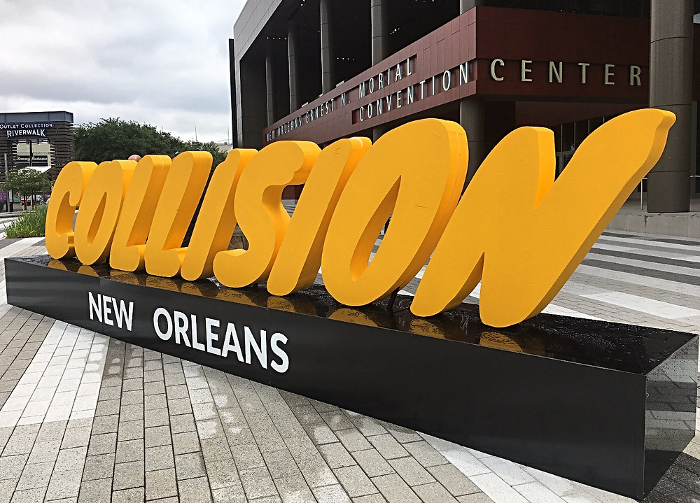 Collision Conference 2017
