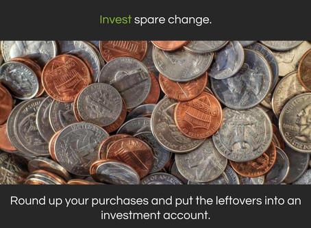 Money Hack: Invest Spare Change!