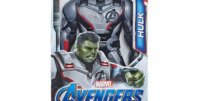 Avengers: Hulk. Titan Hero Series
