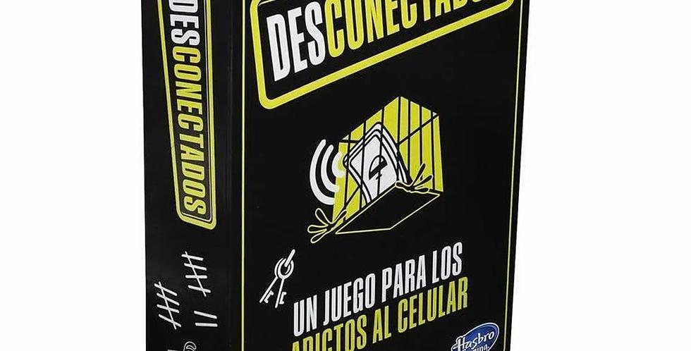 DESCONECTADOS: JUEGO DE MESA