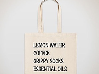 Essential Canvas Tote Bag