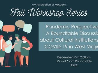 December Workshop: Pandemic Perspectives