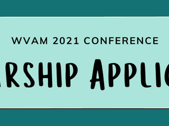 2021 Virtual Conference Scholarships