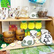 ハワイアン食器