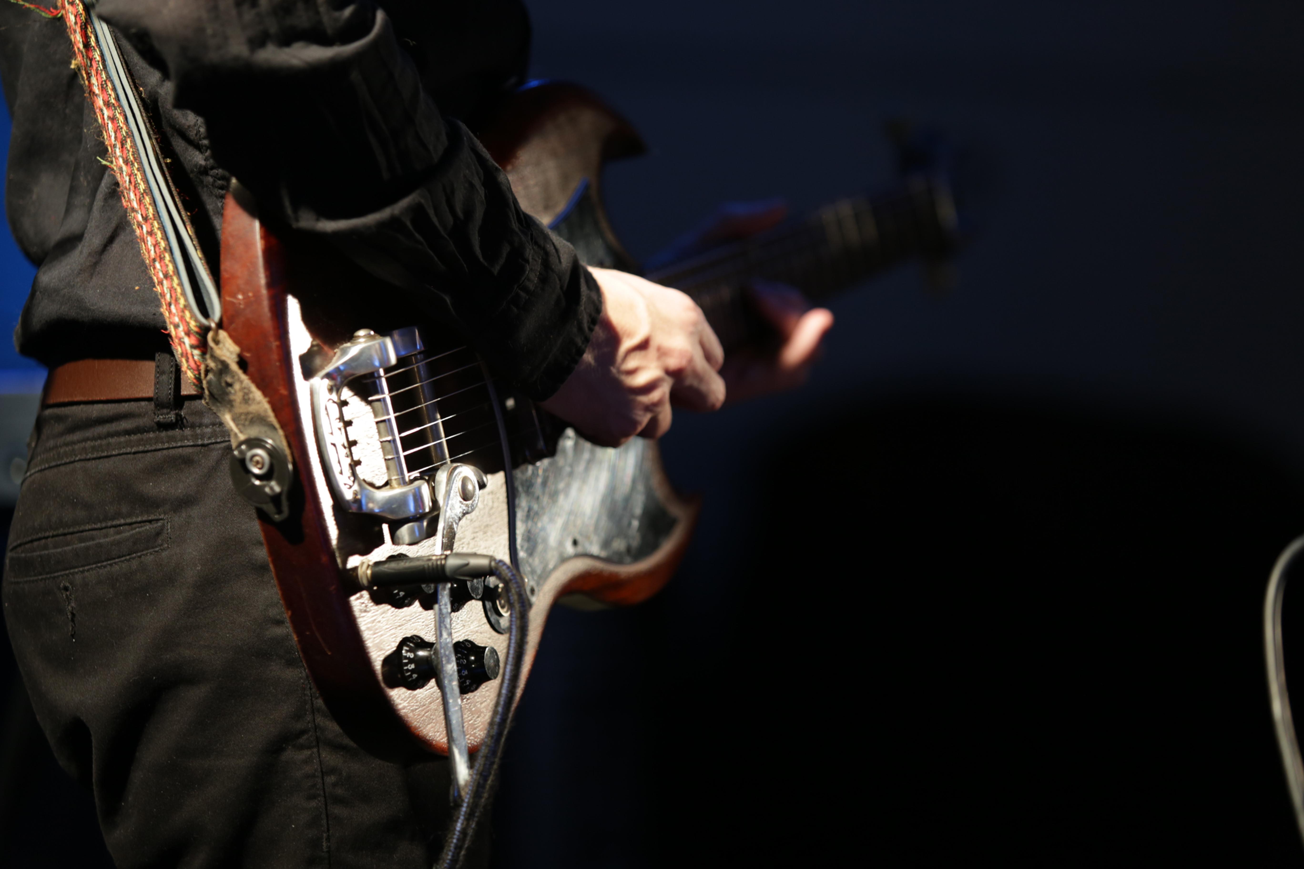 Guitar Lessons (Advance)