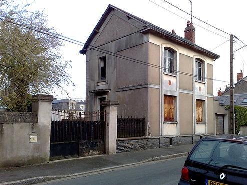 Maison avant projet
