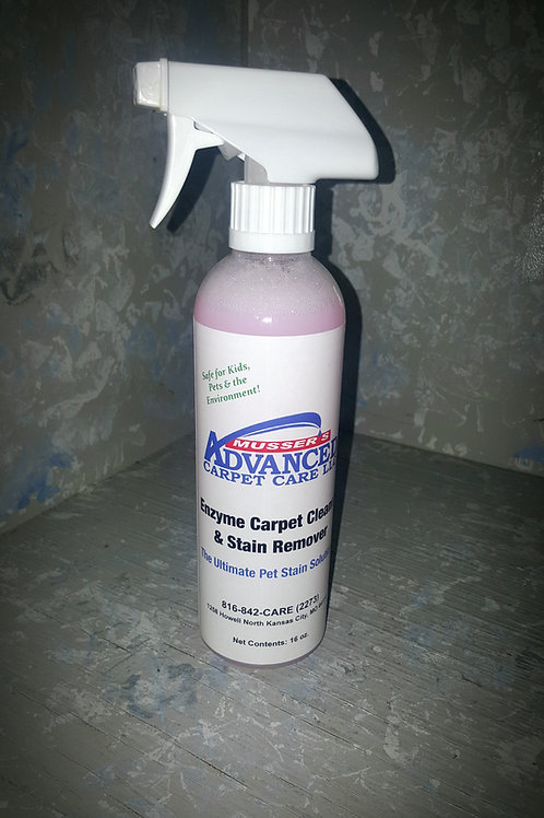 Enzyme Carpet Cleaner & Stain Remover