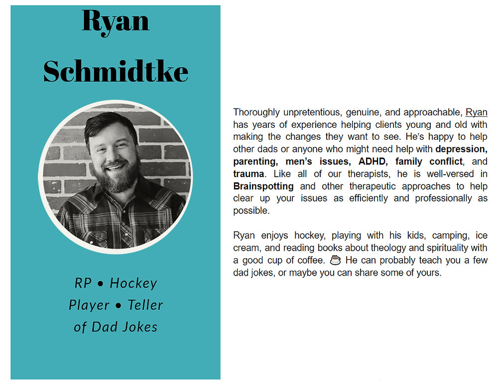 Ryan Schmidtke bio on Limestone Clinic