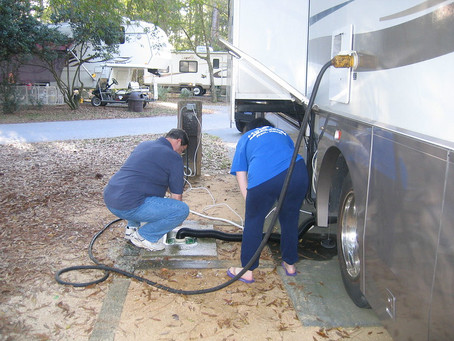Don't Let Your Septic Tank Back-Up!