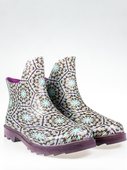 Kaleidoscool Rainbooties