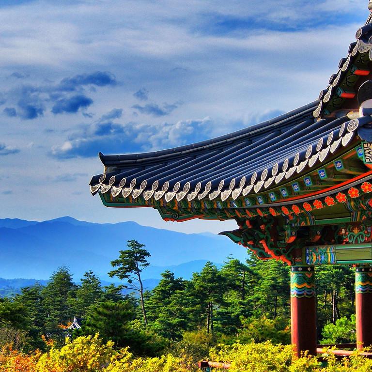 Master Training In South Korea