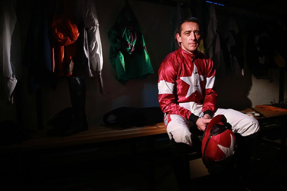 Davy Russell - Jockey