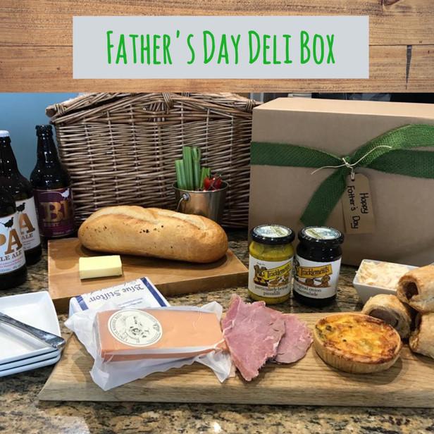 Father's Day Deli Box