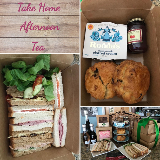 Take Home Afternoon Tea