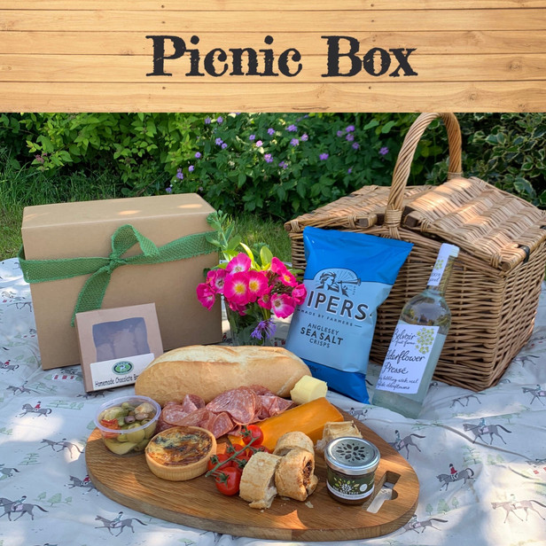 Take Away Picnic Box