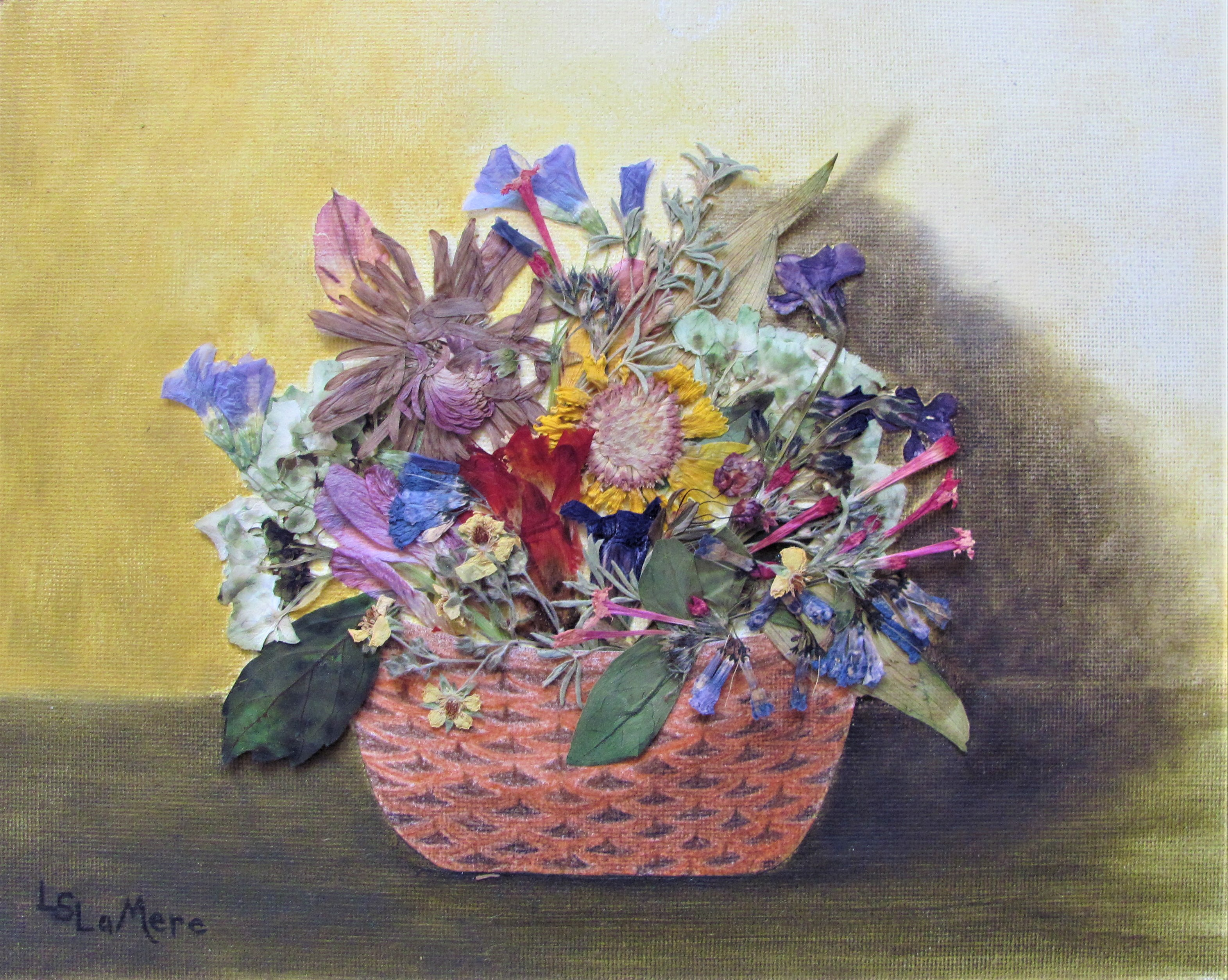 """Bouquet of Wild Flowers"""