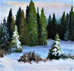 """Winter Solitude"""