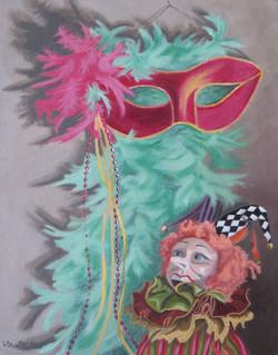 """Visions Of Mardi Gras"""