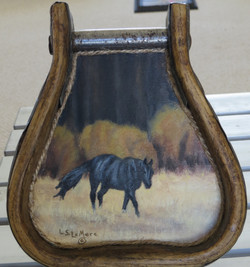 """""""Out to Pasture"""" (Sold)"""