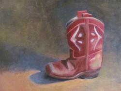 """""""Li'l Red Boot"""""""