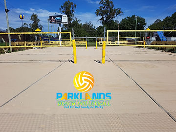 Gold Coast Beach Volleyball