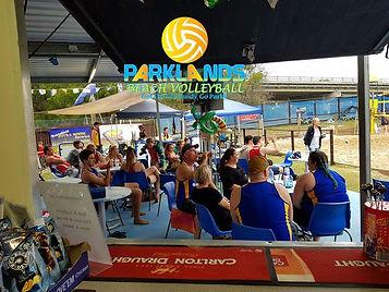 Gold Coast Beach Volleyball