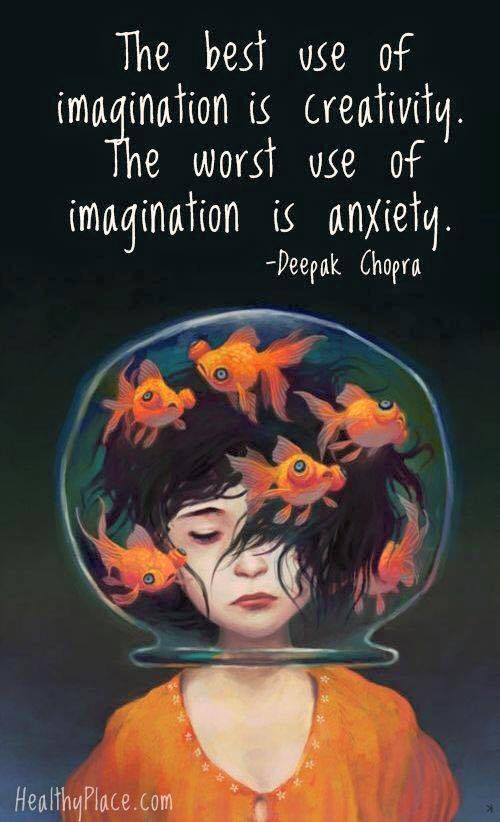 Don't let anxiety hold you back.