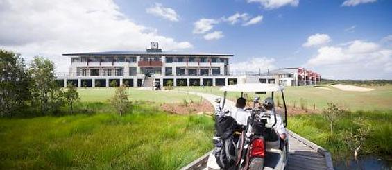 Kooindah Waters Golf Course