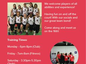 Dundee University Women's Basketball Club