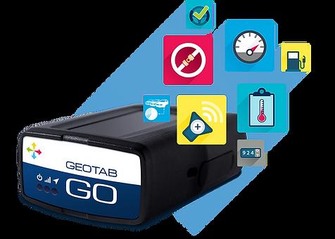 Geotab GO with TKT Fleet Technologies