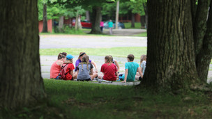 A Camp Counselor's View of Camp