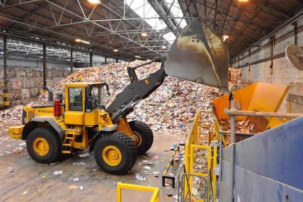 Aylesford Newsprint recycling