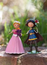 Enchanted Kingdom figures lifestyle